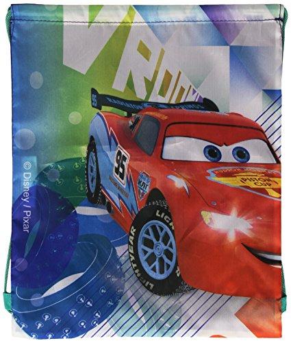 Disney Cars Sportbeutel - Turnbeutel - Schuhbeutel - wasserabweisend abwischbar