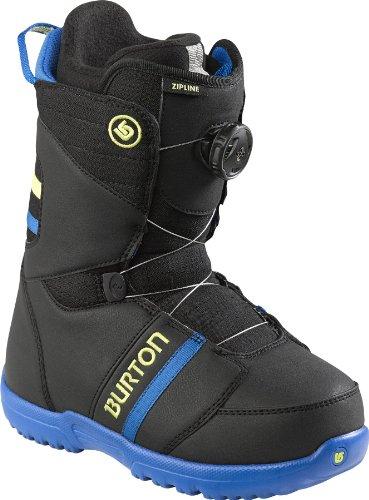 Burton Jungen Boots Zipline Boa, Next Level Blue, 5.0, 13191100444