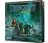 Descent: Viaje a las tinieblas - Las Brumas de Castrohiel, el juego de cartas (Edge Entertainment EDGDJ40)