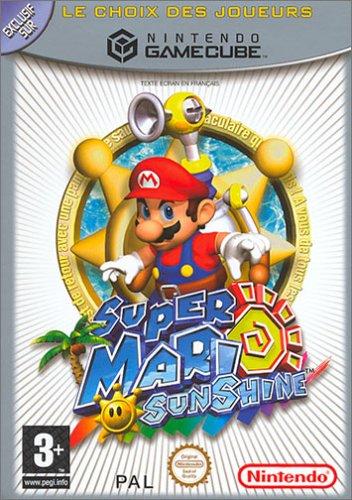 Super Mario Sunshine : Le choix des joueurs