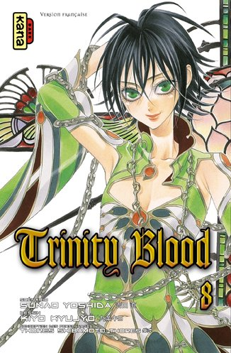 Trinity Blood Vol.8