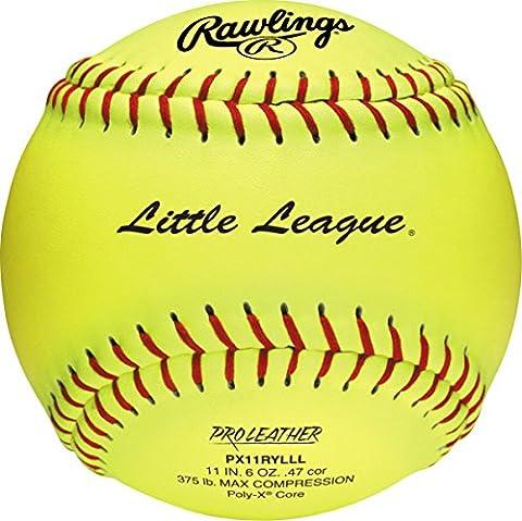 Rawlings Sporting Goods Little League Baseball Softball,