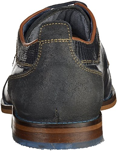 Mustang 4905-301-301, Derby Homme Navy