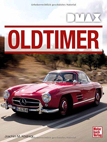 DMAX Oldtimer - Bücher Oldtimer über