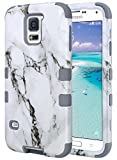 Best GALAXY WIRELESS Galaxy S5 Phone Cases - ULAK Galaxy S5 Case, Heavy Duty Rugged Hybrid Review