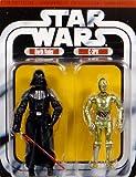 Darth Vader & C-3PO Protocol Droid 'A New Hope' - Star Wars Commemorative Collection Set 30th Anniversary von Hasbro