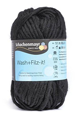 Wash+Filz-it! Laine à feutrer No