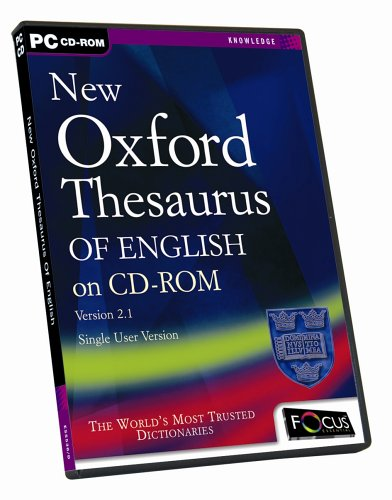 new-oxford-thesaurus-of-english-import-anglais