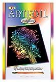 Mammut 8280542 - Artfoil Rainbow-Papagei, ca. 25,5 x 20,4 cm