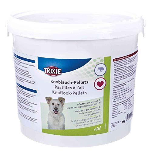 Trixie 2995 Knoblauch-Granulat, Hund, 3 kg