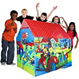 #10: Samaira Novelty Multicolor Kid's Tent House King Size (Code: Th) - Design Or Color May Vary
