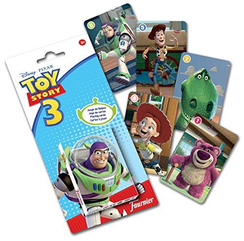 Fournier - 41295 - Jeu de Société - Disney Toy Story 3