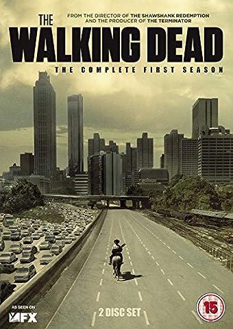 The Walking Dead - Season 1 [DVD] [UK Import] (Staffel 4 Walking Dead)