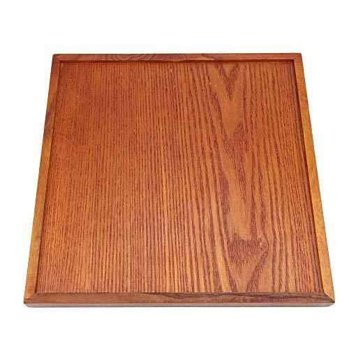 Especificación:   Condición: 100% nuevo  Material: Madera  Color: Marrón  Tamaño opcional:  12.5 * 12.5cm / 4.92 * 4.92in,  18 * 18cm / 7.09 * 7.09in,  20 * 20cm / 7.87 * 7.87in,  22 * 22cm / 8.66 * 8.66in,  30 * 30cm / 11.81 * 11.81in  Peso : aprox...