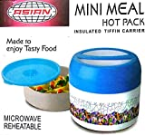 Asian Mini Meal Hot Pack insulated tiffi...