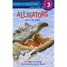 Alligators: Life in the Wild (Step Into Reading - Level 3 - Quality)
