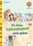 Das kleine Schlossgespenst lernt spuken: Der Bücherbär: Mein LeseBilderbuch