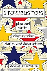 Storybusters Plan and Write Step-by-step Stories and Descriptions