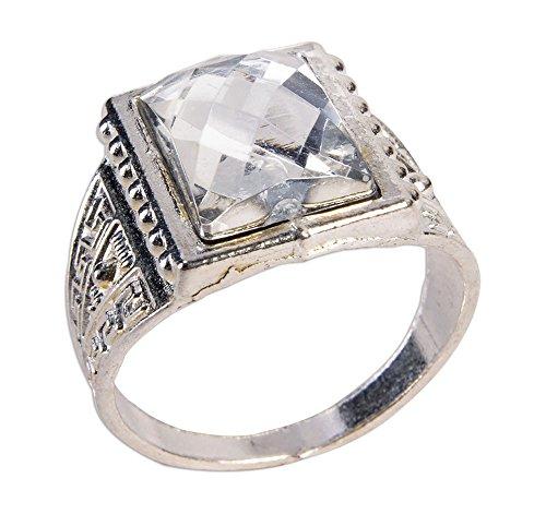 Forum Novelties Damen-Ring Roaring 20s Silber One Size X78766