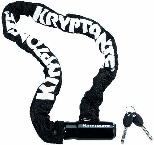 Kryptonite U-Locks Keeper 12 Std con Staffa Unisex Standard Nero