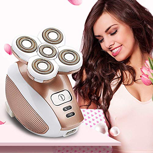 Women es Painless Hair Removal for Legs Women es Electric Shaver Cordless Razor Body, Face, Lips, Bikini, Armpit