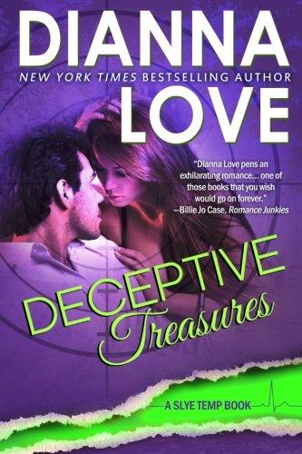Deceptive Treasures: Slye Temp Book 5: Volume 5
