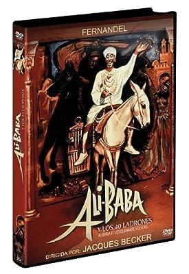 Ali Baba Y Los Cuarenta Ladrones (Import) (Dvd) (2013) Fernandel, Dieter Borsche