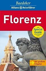 Baedeker Allianz Reiseführer Florenz