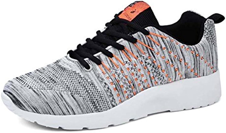 Zapatos Casuales de Los Hombres Zapatos Deportivos Zapatos de Choque Ligero