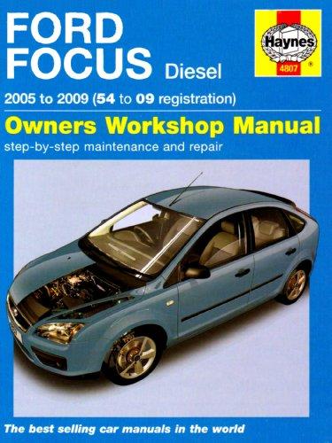 ford-focus-diesel-service-and-repair-manual