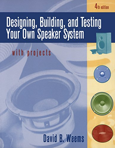 Designing, Building, and Testing Your Own Speaker System with Projects (English Edition) (Film Sound System)