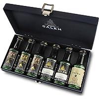 Porto Cálem mit 6 Portwein-Miniaturen á 50 ml im Geschenkkarton - 0.30 l