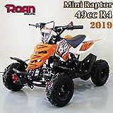 Miniquad ROAN RAPTOR 49cc (R4') (naranja)