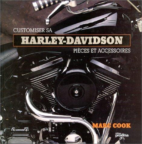 Customiser sa Harley Davidson : Pièces et accessoires