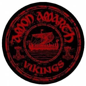 Amon Amarth - Vikings Circular - Backpatch