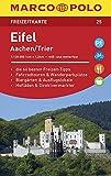 MARCO POLO Freizeitkarte Eifel, Aachen 1:120 000