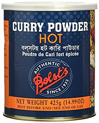 Bolst's Curry Powder Hot 425 g