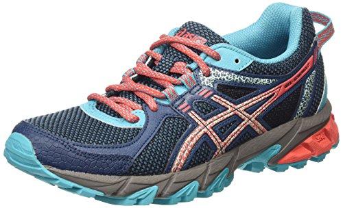ASICS - Gel-sonoma 2, Zapatillas de Running Mujer, Azul (mediterranean
