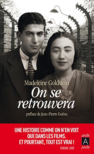 On se retrouvera par Madeleine Goldstein
