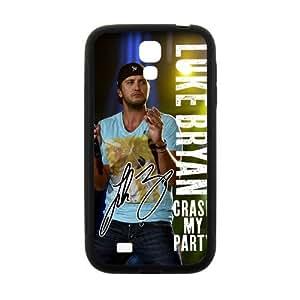 Custom Luke Bryan Custom Fall for SamSung Galaxy S4 I9500 Laser Technology Personalisierte SamSung Galaxy S4 I9500 Case