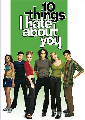 10 Things I Hate About You  DVD   1999   Region 1   US Import   NTSC