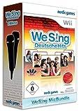 We Sing - Deutsche Hits + 2 Mikros