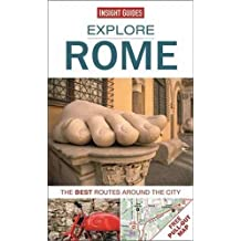 Insight Guides: Explore Rome: The best routes around the city