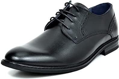 Bruno Marc Men's Louis Classic Oxfords Formal Dress Shoes Brogues Derbys