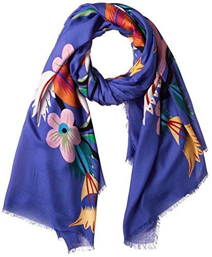 Desigual - Fular - mujer Azul azul Talla única