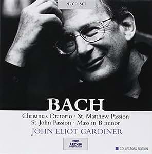 J.S. Bach: Christmas Oratorio · St. Matthew Passion · St. John Passion · Mass in B minor
