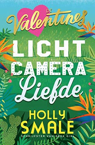 Licht, camera, liefde (De Valentines Book 1) (Dutch Edition)