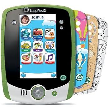 LeapFrog LeapPad2 Custom Edition (Green)