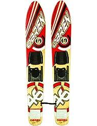 O'brien Italy by Venini Sport- Ski Nautique Enfant–Waterski wakestar Trainers W/Bar