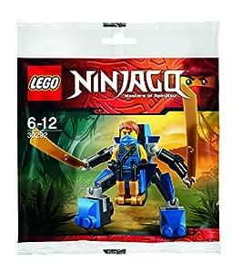 Lego ninjago jay nano mech jeu de construction 30292 - Ninjago lego jeux gratuit ...